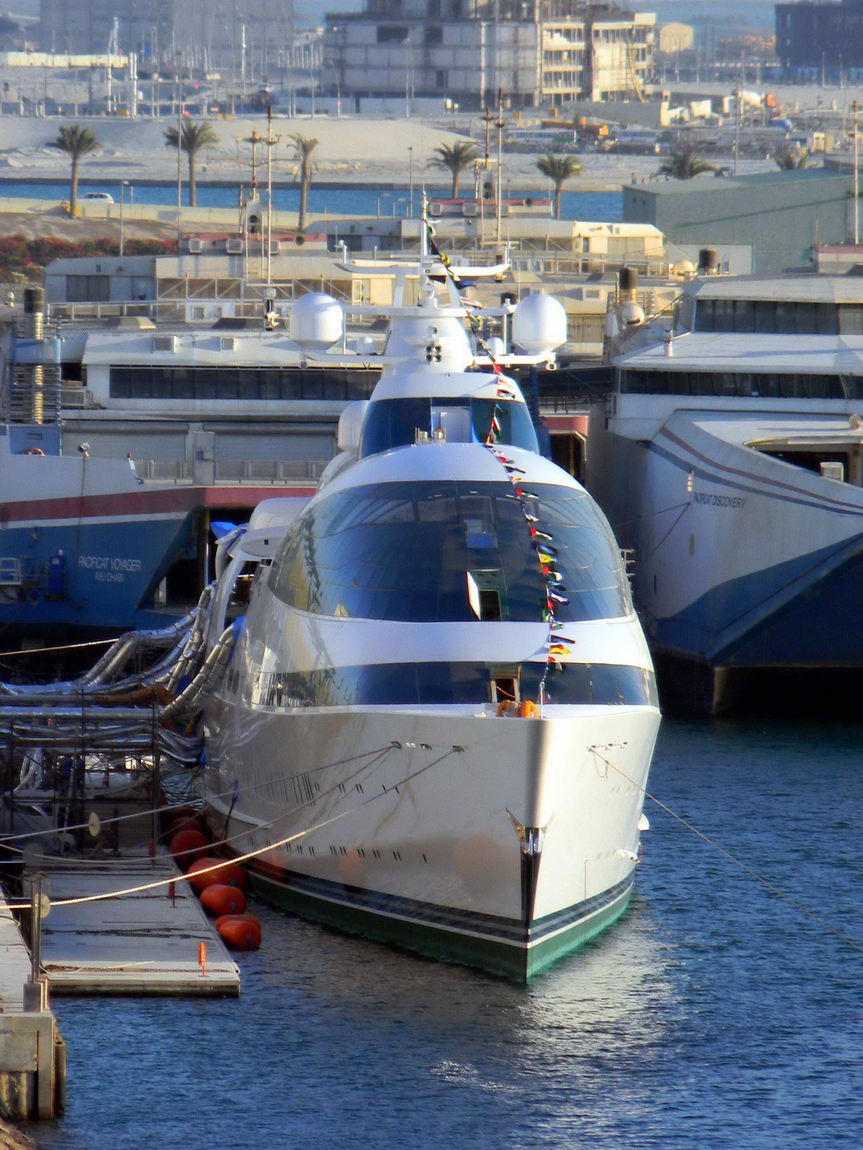 Yacht YAS An ADM Superyacht CHARTERWORLD Luxury